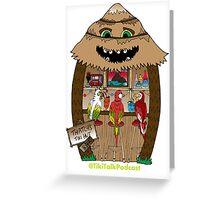 Thatch's Tiki Bar Greeting Card