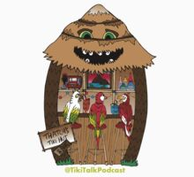 Thatch's Tiki Bar Kids Tee