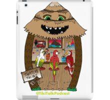 Thatch's Tiki Bar iPad Case/Skin