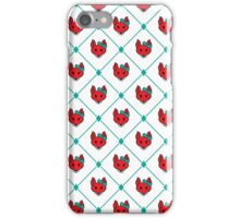 Fancy Fox Collection: Lady Fox iPhone Case/Skin