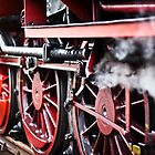Wheels of steam by Shockmotion