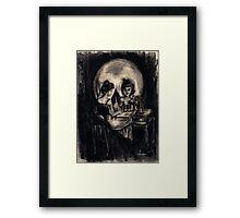 All Is Vanity (by Serena Dunaway) Framed Print