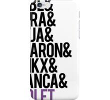 RuPaul's Drag Race iPhone Case/Skin