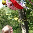 Birthday Balloons by DebbieCHayes