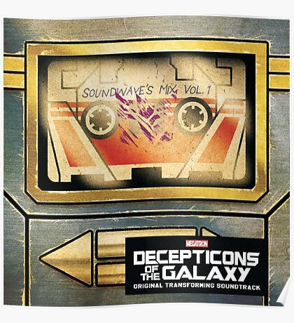 Deceptions of the Galaxy Poster