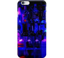 drinking makes me blue iPhone Case/Skin