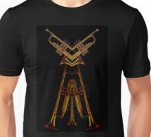 trumpet man Unisex T-Shirt