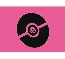 Pokemon Pokeball Fairy  Photographic Print