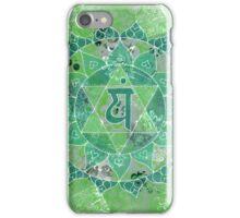 Fourth Chakra Mandala iPhone Case/Skin