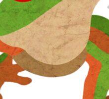 Red Eyed Tree Frog Sticker
