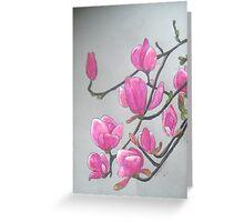 Magnolia XVI Greeting Card