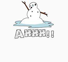 Melting Snowman Unisex T-Shirt
