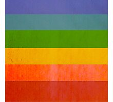 Rainbow Photographic Print