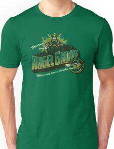 Greetings from Angel Grove! (Green Ranger) Unisex T-Shirt