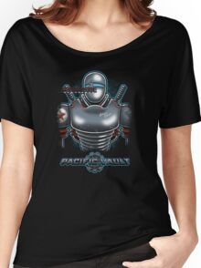 Pacific Vault Women's Relaxed Fit T-Shirt