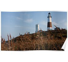 Montauk Lighthouse Poster