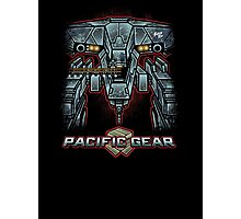 Pacific Gear Photographic Print
