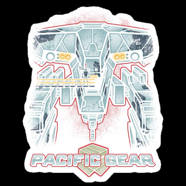 Pacific Gear by Brandon Wilhelm