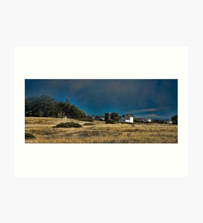 Mendocino Headlands Art Print