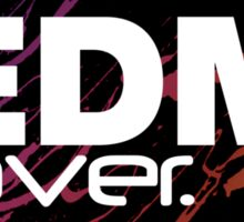 EDM (Electronic Dance Music) Lover. Sticker