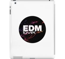 EDM (Electronic Dance Music) Lover. iPad Case/Skin