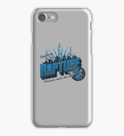 Greetings from Rapture! iPhone Case/Skin