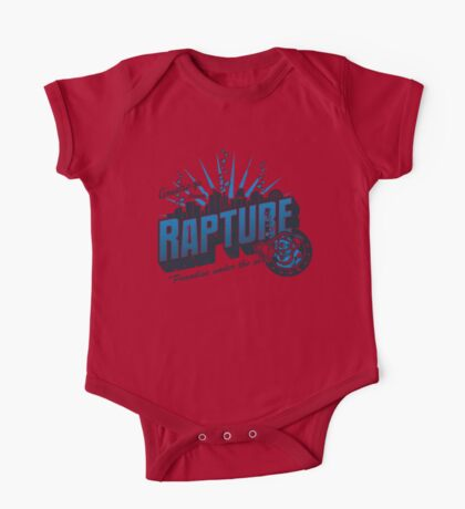 Greetings from Rapture! One Piece - Short Sleeve