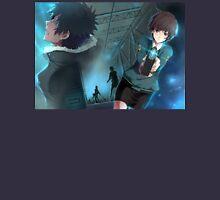 "Psycho-Pass - Akane Tsunemori and Shinya ""Kou"" Kougami Unisex T-Shirt"