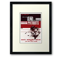 Patriots - Metal Gear Framed Print
