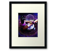 Ladies Love Lavender Framed Print