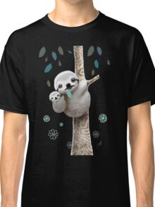 Baby Sloth Midnight Classic T-Shirt