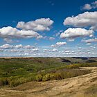 Clouds Over the Valley by Don Arsenault