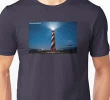 Cape Hatteras - OBX - Outer Banks. Unisex T-Shirt