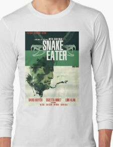 Snake Eater - Metal Gear Long Sleeve T-Shirt