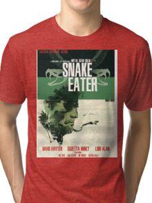 Snake Eater - Metal Gear Tri-blend T-Shirt
