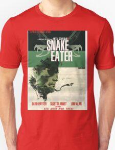 Snake Eater - Metal Gear Unisex T-Shirt