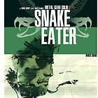 Snake Eater - Metal Gear by CuriousityShop