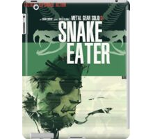 Snake Eater - Metal Gear iPad Case/Skin