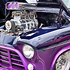 57 Chevy Pickup by WildBillPho