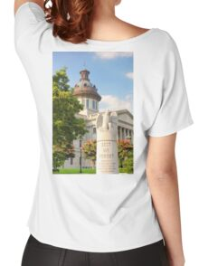 South Carolina State House Study 3  Women's Relaxed Fit T-Shirt
