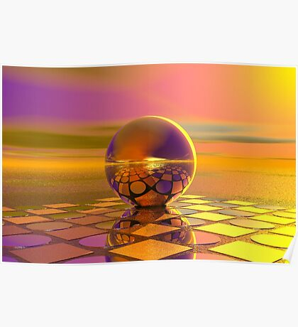 The Sphere Poster