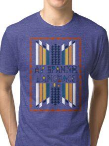 AP Spanish Language 2015 Tri-blend T-Shirt