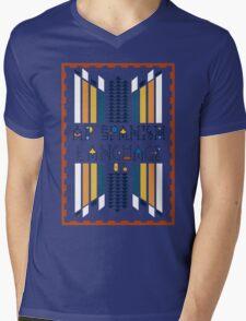 AP Spanish Language 2015 Mens V-Neck T-Shirt