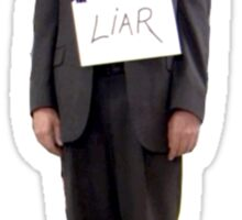 liar Sticker