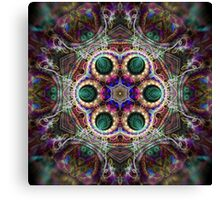 Aerial Excursions Antimatter Canvas Print