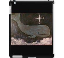 Space Whale iPad Case/Skin