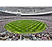 AFL Grand Final 2010 Photographic Print