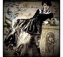 Poets Muse Photographic Print