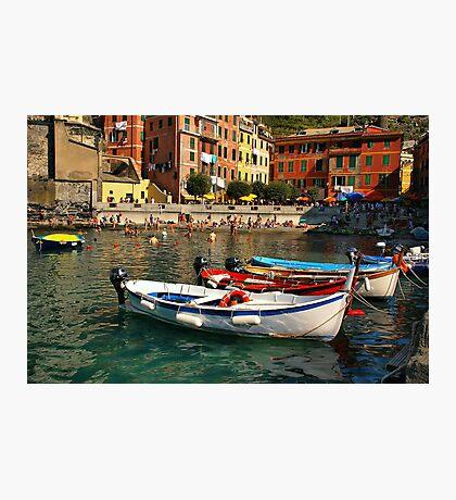 Vernazza Photographic Print