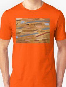 Brown Water 2 Unisex T-Shirt
